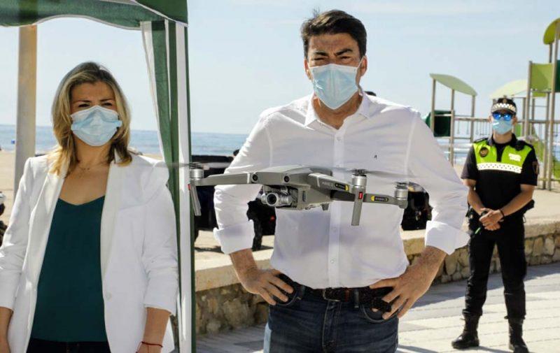 playas-alicante-drones