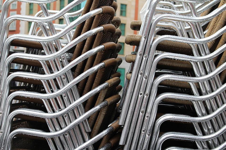 València suspenderá el cobro de la tasa de mesas y sillas en terrazas
