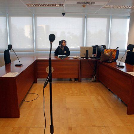 jueces de primera instancia