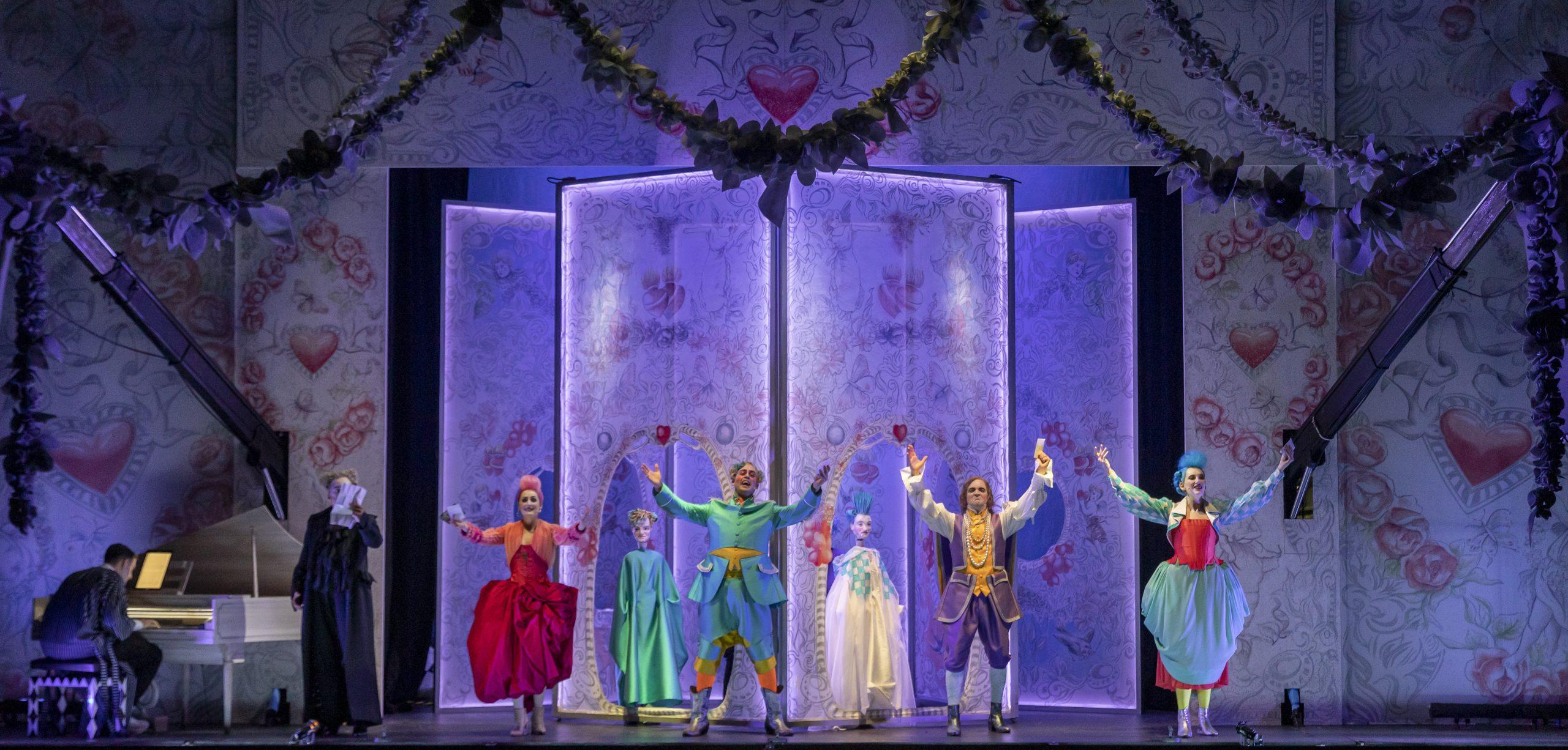 Les Arts ofrece dos representaciones al aire libre de la ópera 'El tutor burlat'