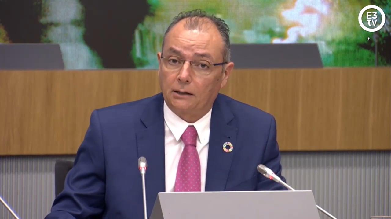 Navarro expone la hoja de ruta valenciana para la recuperación
