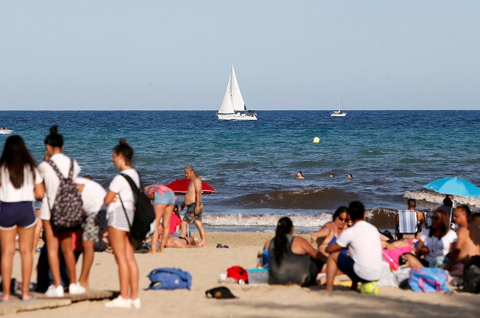 Imagen destacada Más de 136.000 personas han disfrutado este verano de la Playa del Postiguet