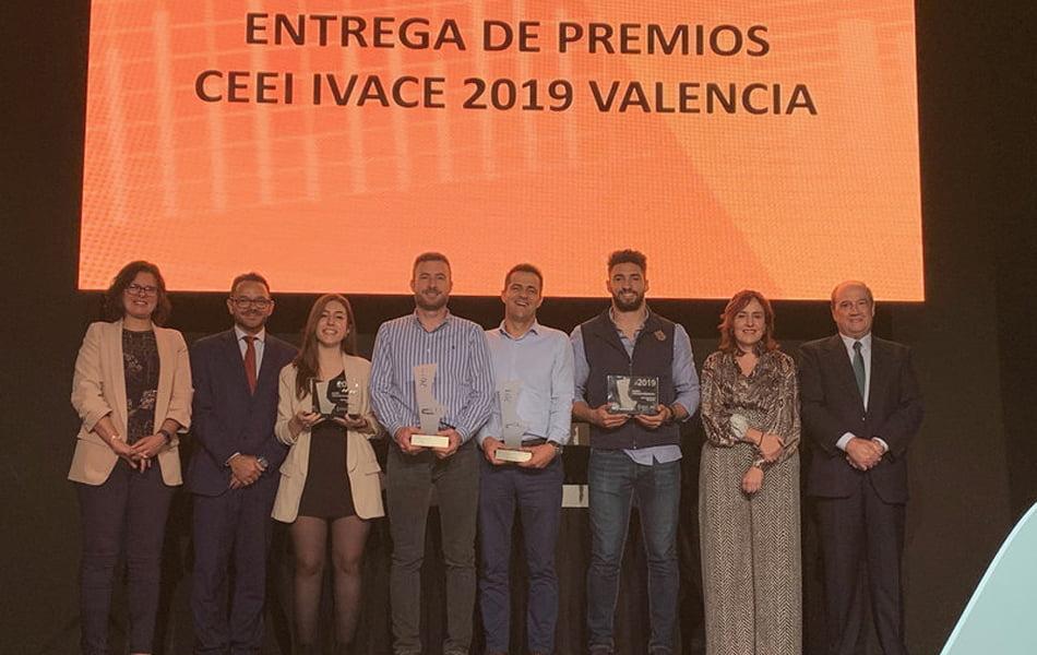 Imagen destacada Abierta la convocatoria de la 23 edición Premios CEEI-IVACE Valencia 2020