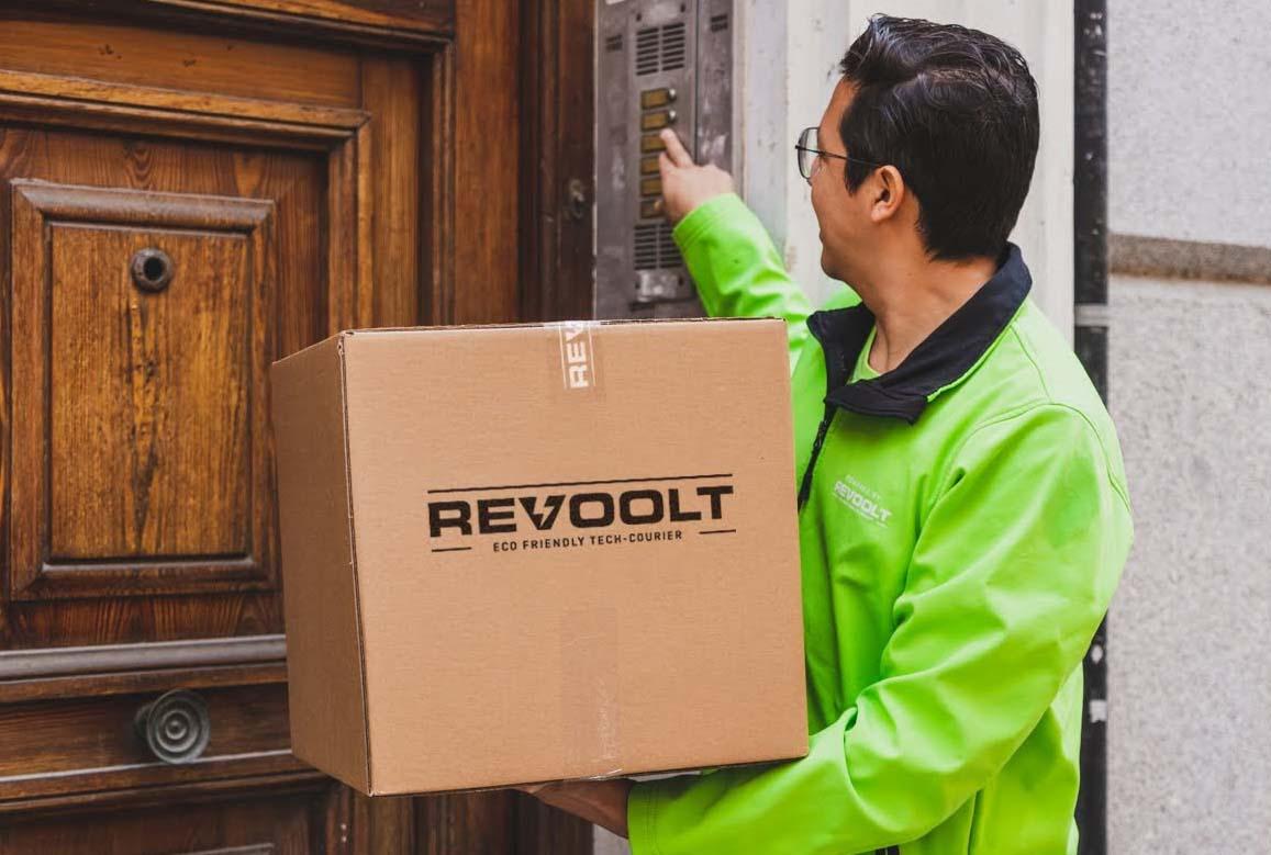 Imagen destacada Revoolt llega a Barcelona con su modelo de reparto a domicilio de alimentación