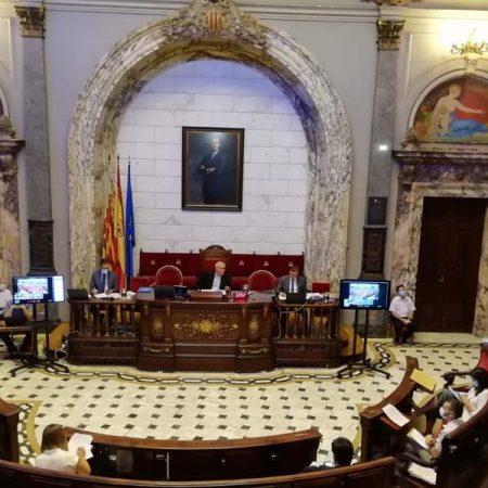 pleno-ayuntamiento -valencia