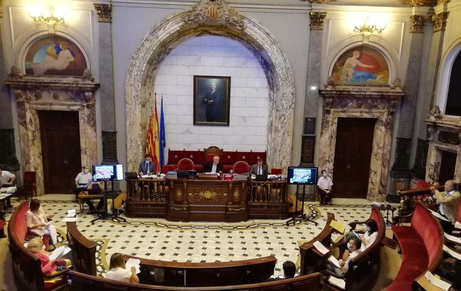 Imagen destacada València registra 25,68 días de PMP y consolida su pago por debajo de los 30 días