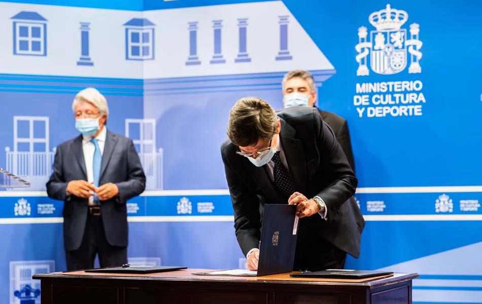 Bankia y Crea SGR firma una línea de 50 millones para ayudar a la industria cultural