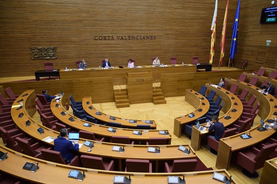 Imagen destacada La covid marca el primer debate del estado de la Comunitat de la legislatura