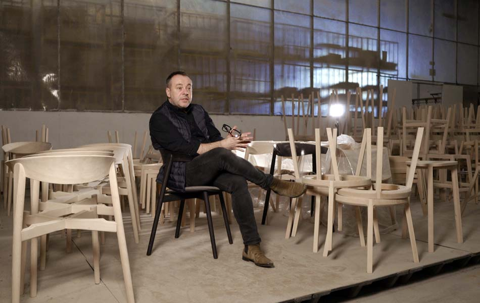 Capdell encomienda la dirección creativa al diseñador francés Patrick Norguet