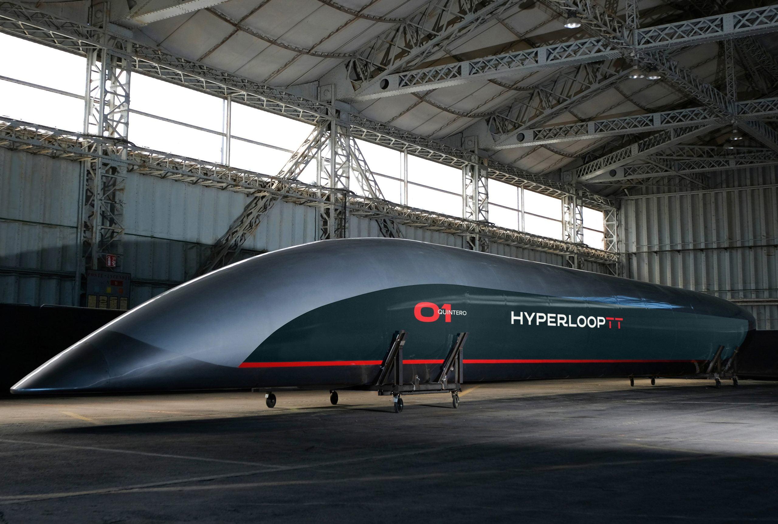 Imagen destacada Hyperloop Transportation y TÜV SÜD publican la guía de seguridad del sistema