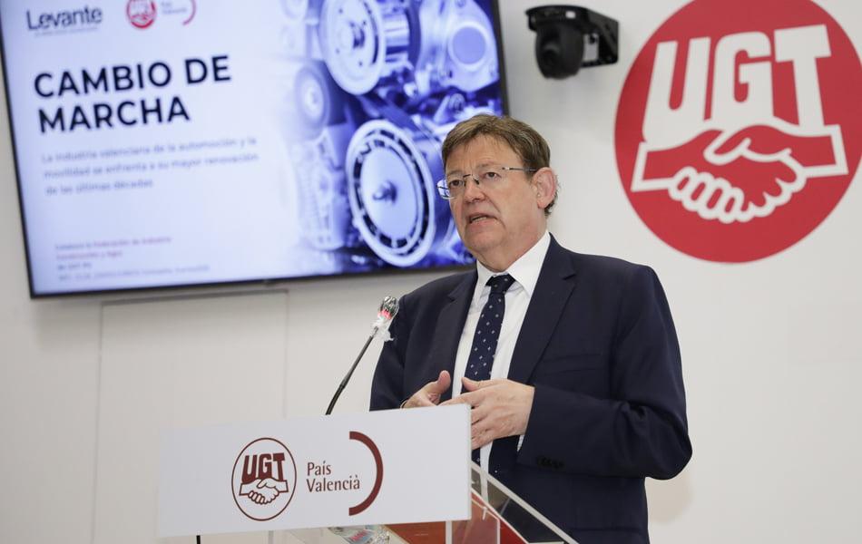 """Puig: """"El sector público debe evitar que se cierren empresas y se pierdan empleos"""""""