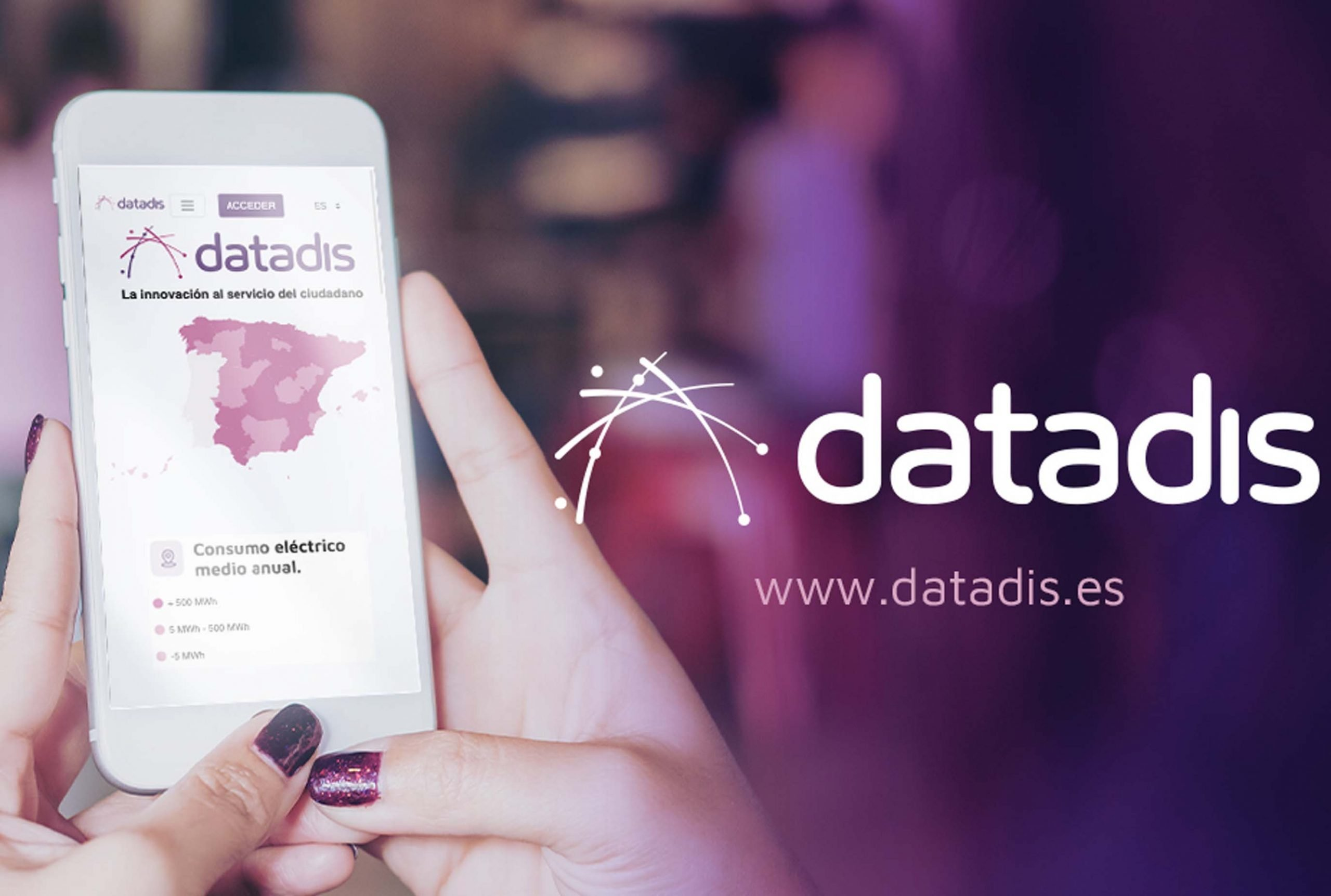Nace Datadis, la plataforma de datos de empresas eléctricas para el consumidor