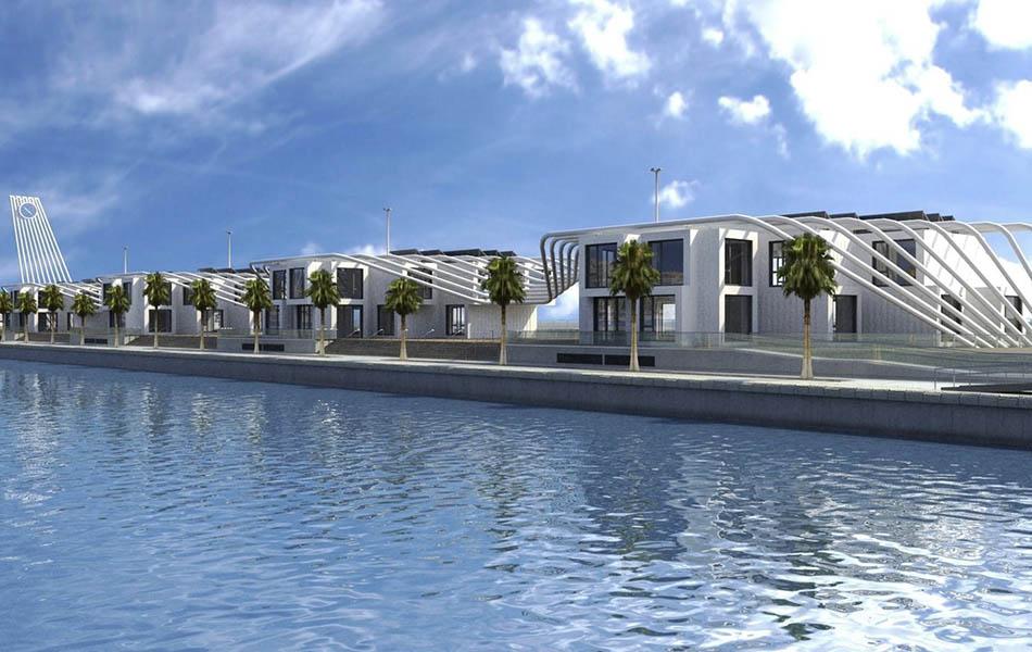 Imagen destacada SPTCV sacará a licitación la nueva sede de Distrito Digital en el Puerto de Alicante