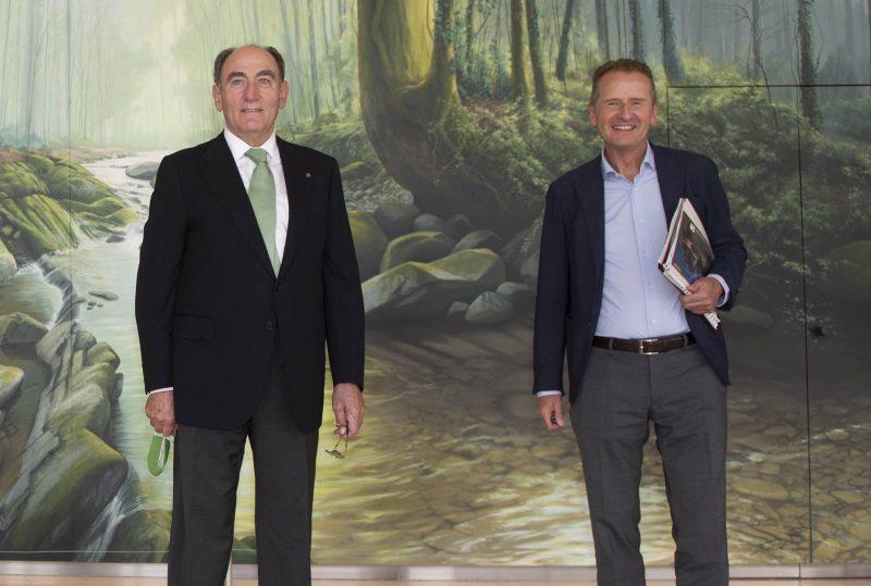 Iberdrola, SEAT y Volkswagen se alían para impulsar la movilidad eléctrica en España