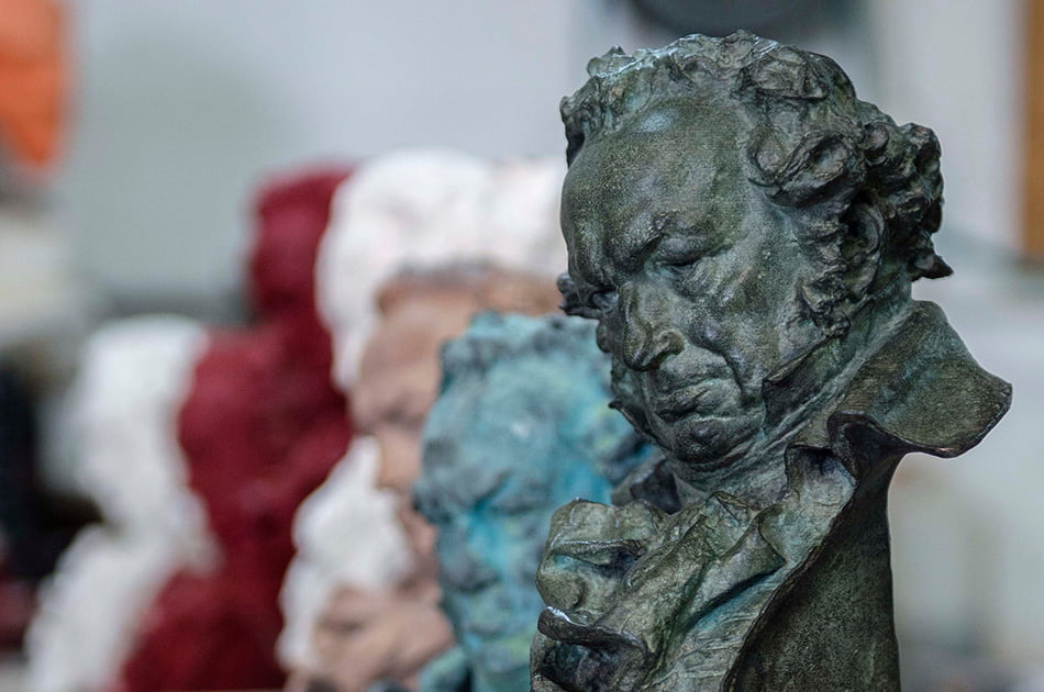 València se prepara para coordinar y organizar los Premios Goya
