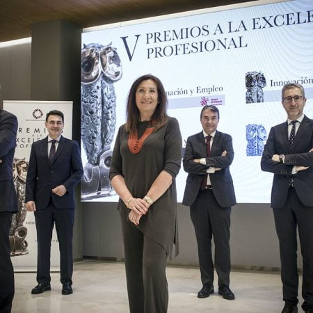 V Premios a la Excelencia Profesional