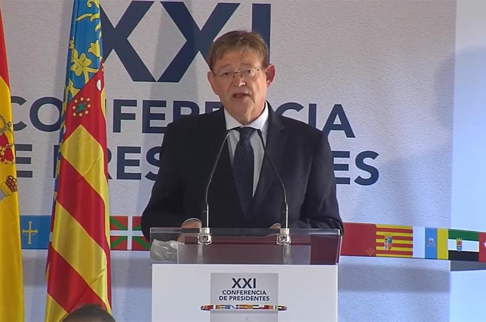 Imagen destacada Puig pide equidad y convergencia de rentas en el reparto de fondos europeos