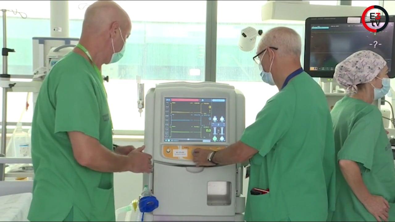Los primeros respiradores 'valencianos'