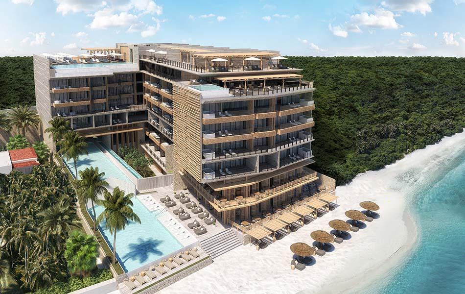 Imagen destacada TM Grupo Inmobiliario inaugura su tercer hotel en Riviera Maya