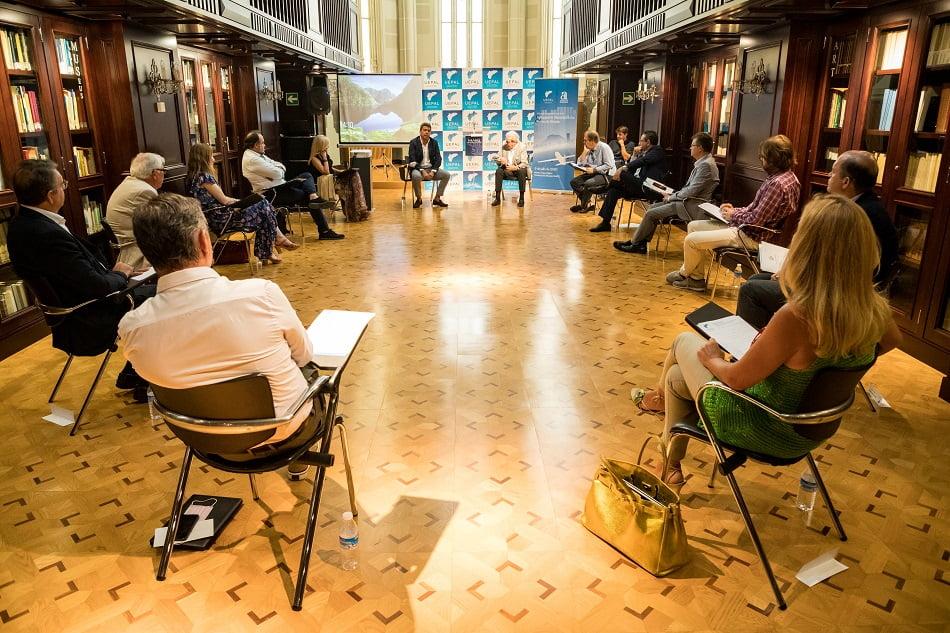 Uepal propone que Alicante sea puerto base de cruceros, con vía aérea con EE.UU.