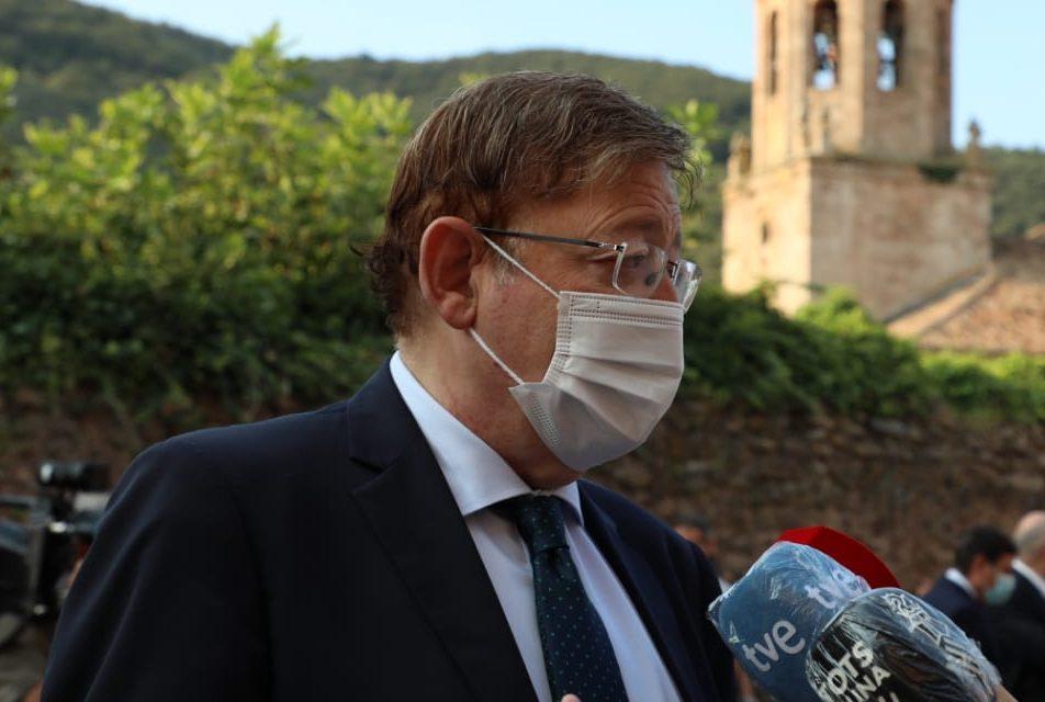 """Puig reclama para las autonomías """"los criterios que España ha pedido en Europa"""""""
