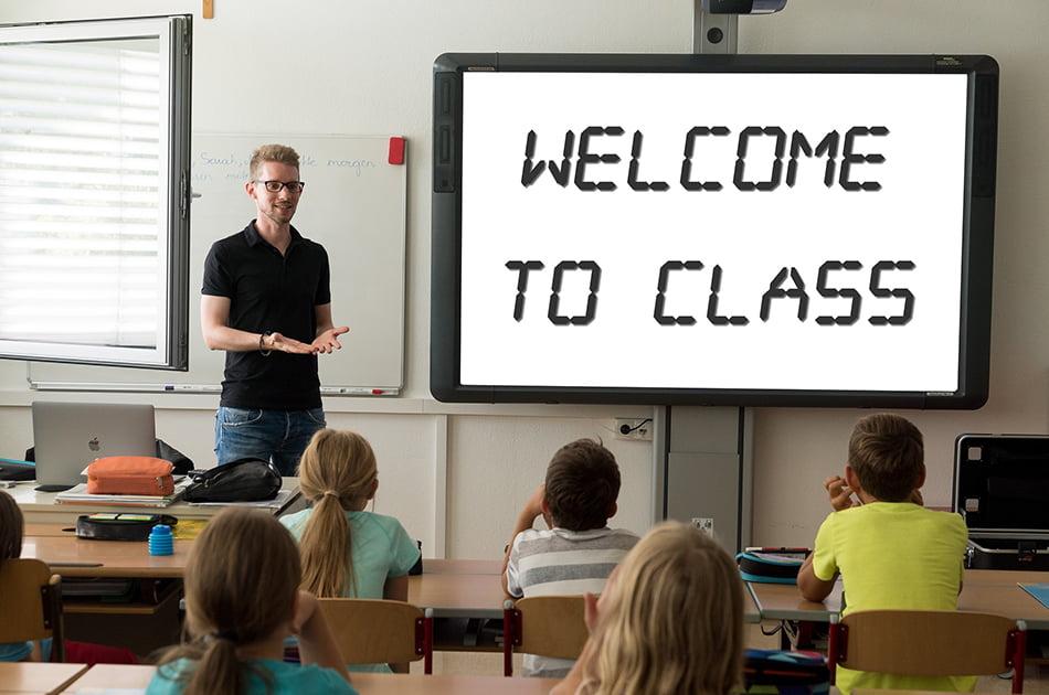 El sistema educativo español revela falta de experiencia digital de alumnos y profesores