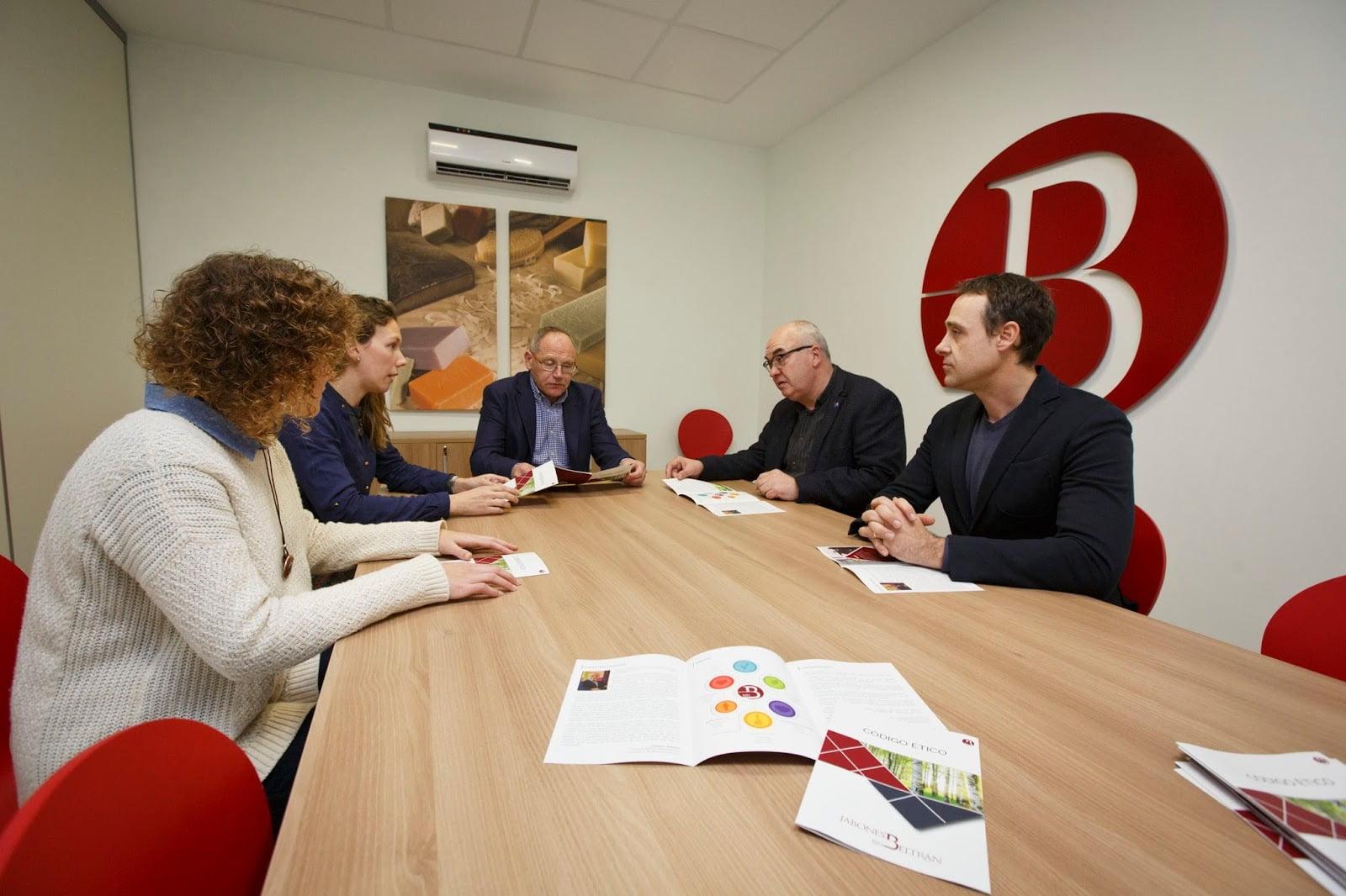 Jabones Beltrán reconocida como la empresa familiar más antigua de España en su sector
