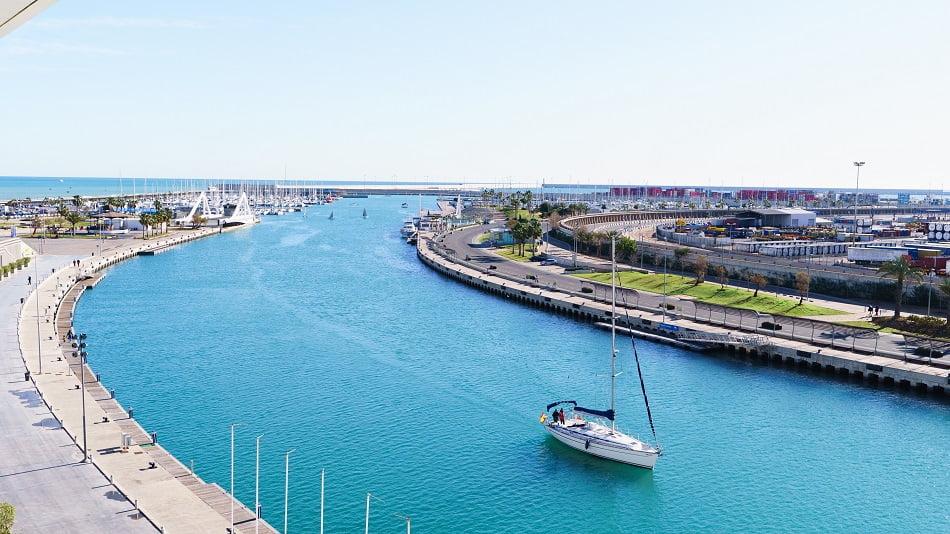 Imagen destacada La Marina de València propone rutas para navegar por la costa de la Comunitat