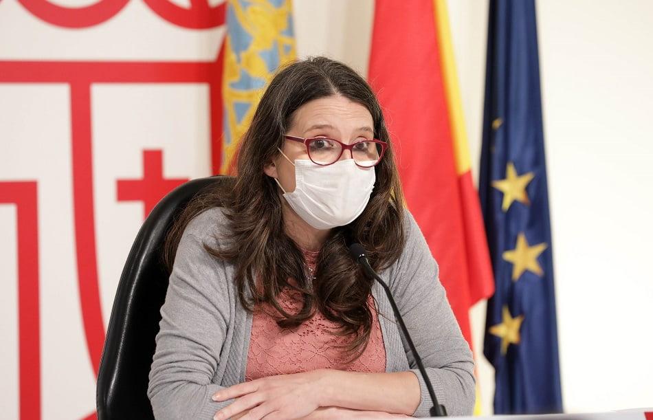 Imagen destacada Oltra descarta PCR cada 15 días en las residencias y pide no estigmatizar el ocio