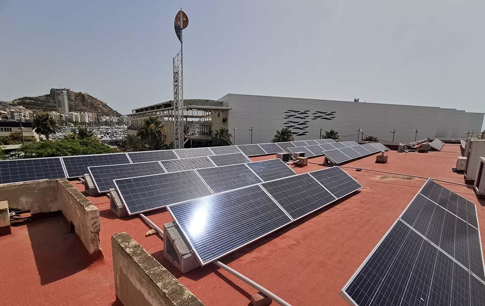 La APA adjudica el contrato de suministro eléctrico procedente 100% de renovables