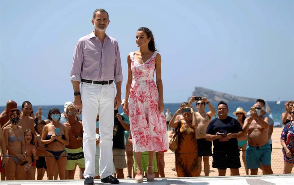 Los Reyes arrancan en Benidorm su visita a la Comunitat Valenciana