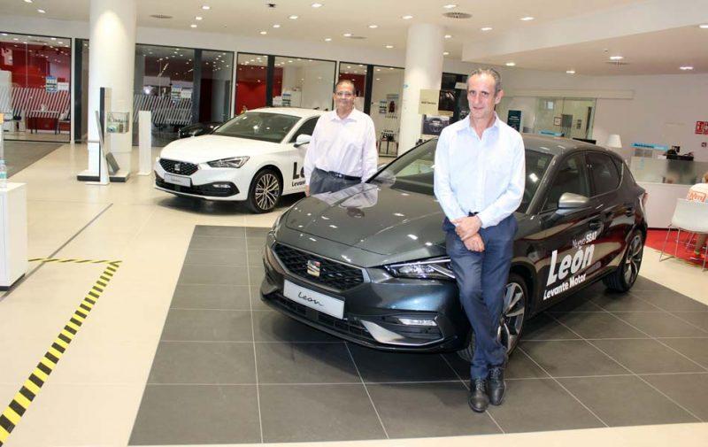Seat Levante Motor presenta in streaming el nuevo León