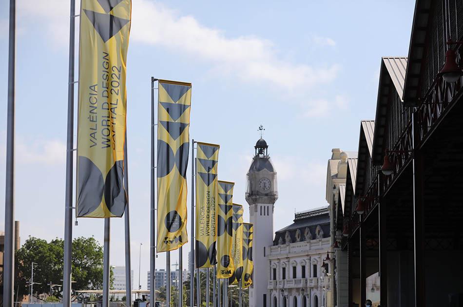 València homenajea a sus Premios Nacionales de Innovación y de Diseño