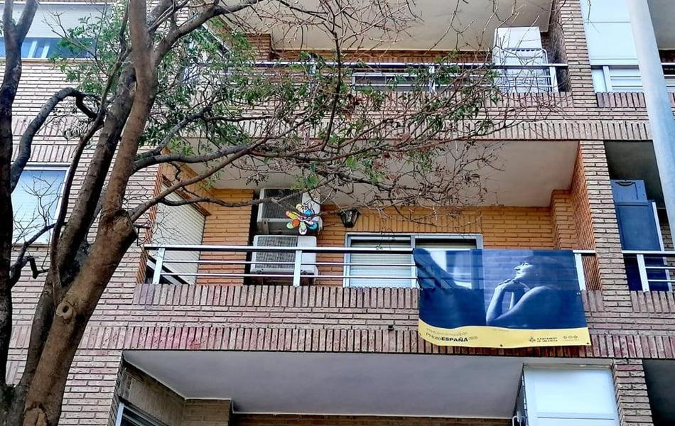 Imagen destacada La exposición de PHotoEspaña 'Desde mi balcón' recorre esta semana Valencia