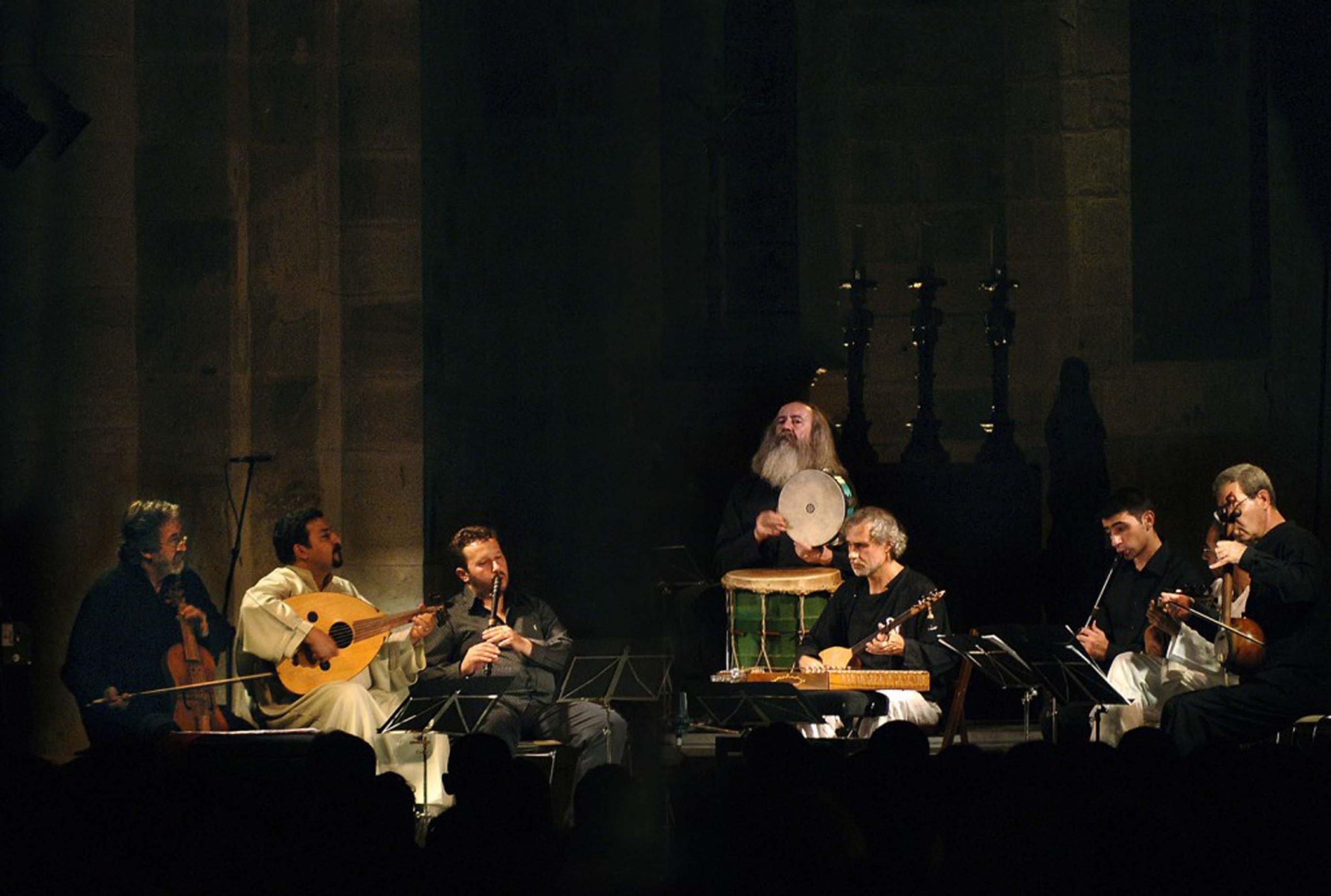 Imagen destacada Jordi Savall vuelve a actuar en el Festival Internacional de Música Antigua y Barroca