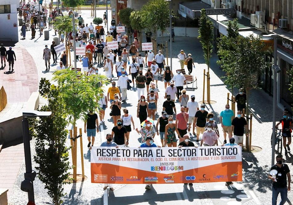 Imagen destacada No prorrogar los ERTE provocaría 2.000 cierres según el sector del ocio