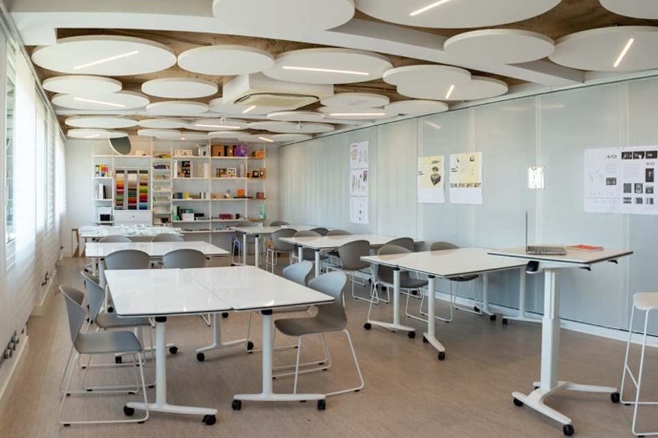 Imagen destacada Probando a diseñar el aula de un futuro inmediato