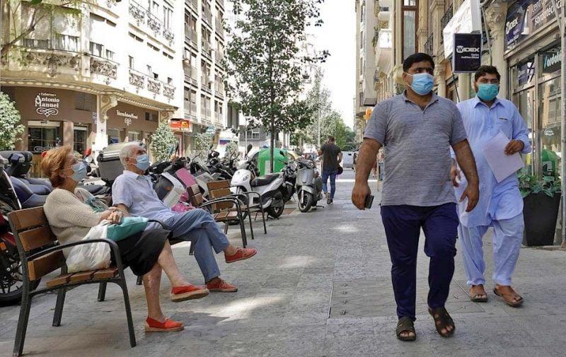 La Comunitat Valenciana suma 1.759 nuevos casos de coronavirus y 30 brotes