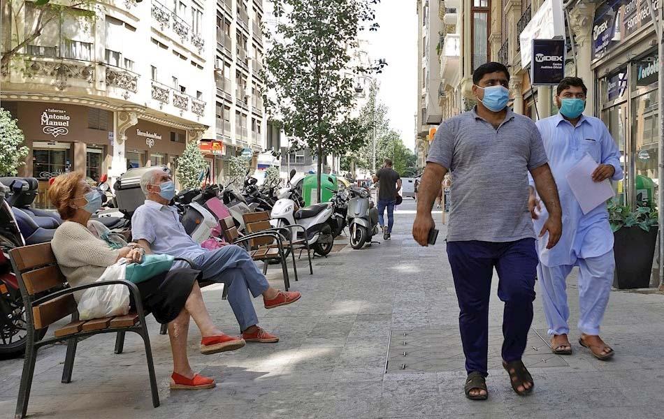 Imagen destacada La Comunitat rebaja los casos positivos a 548 pero vuelve a registrar 9 muertes