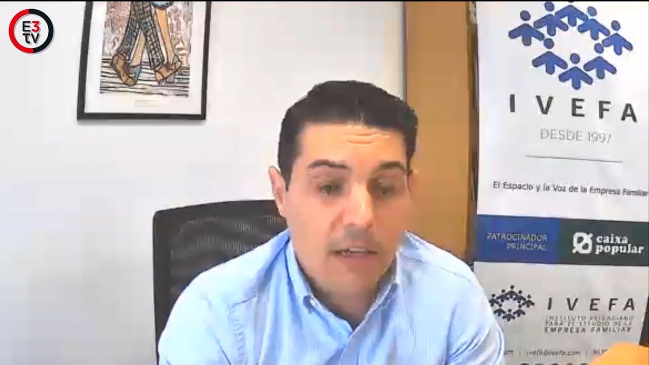 """J. Bolós (Ivefa): """"Si dejamos otra vez de facturar, será difícil devolver los créditos"""""""