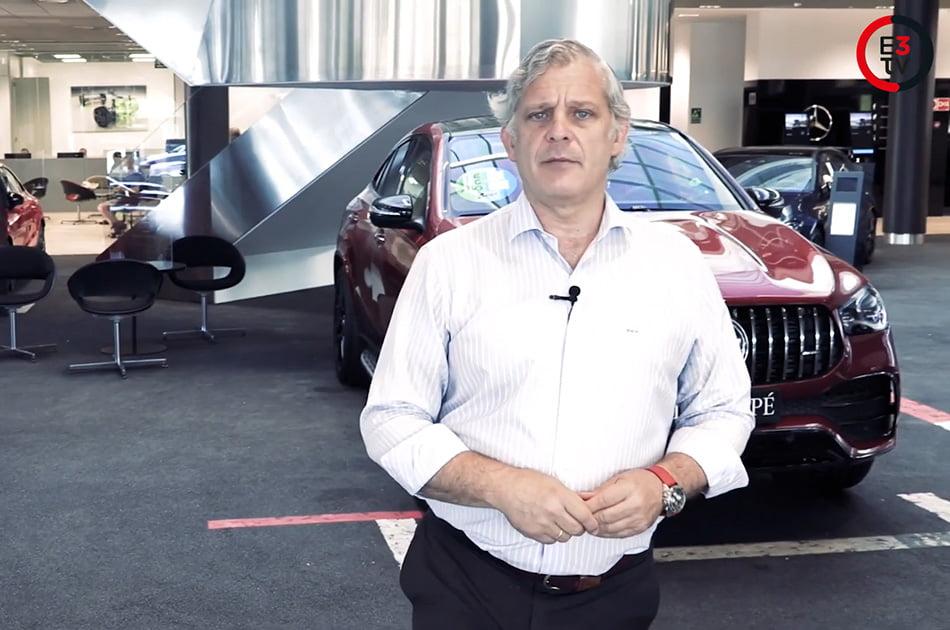 Mercedes Benz presenta los nuevos GLA y GLB, sus nuevos SUV