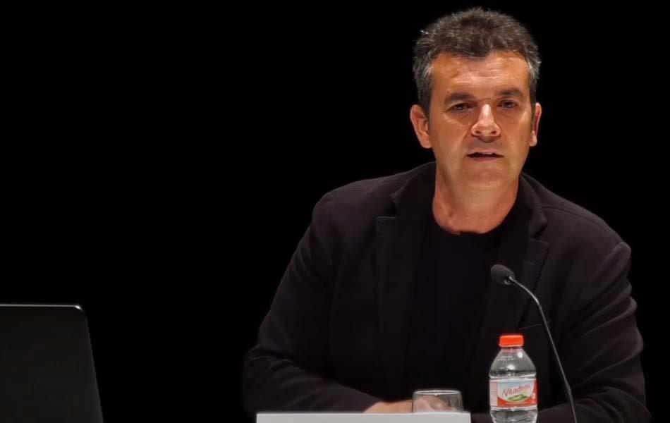 """Joan Borja: """"La vida de Enric Valor atraviesa el Siglo XX valenciano como ninguna otra"""""""