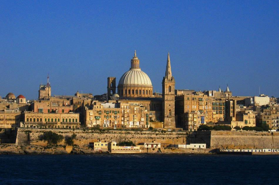 Imagen destacada La Valeta (Malta), historia y mar