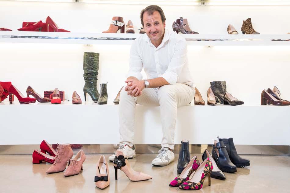 Lodi, el calzado de las celebrities salta a la red