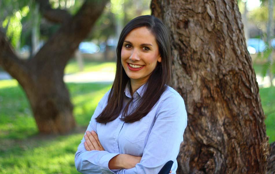 """Imagen destacada Paula Crespo: """"Es compatible el verano, la vida social y la alimentación saludable"""""""