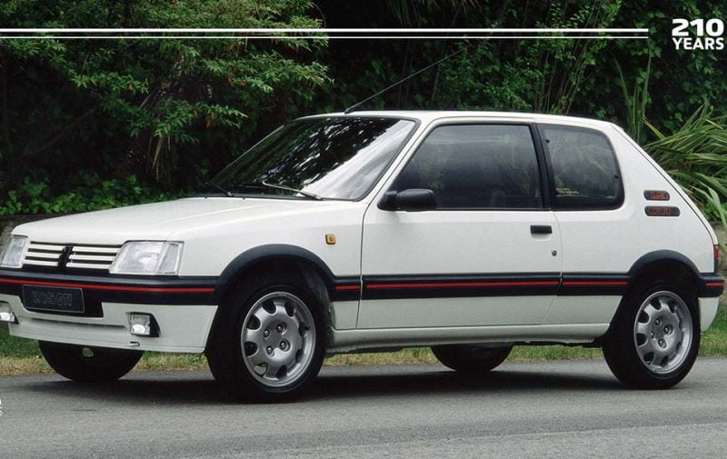 Peugeot se prepara para celebrar su 210 aniversario