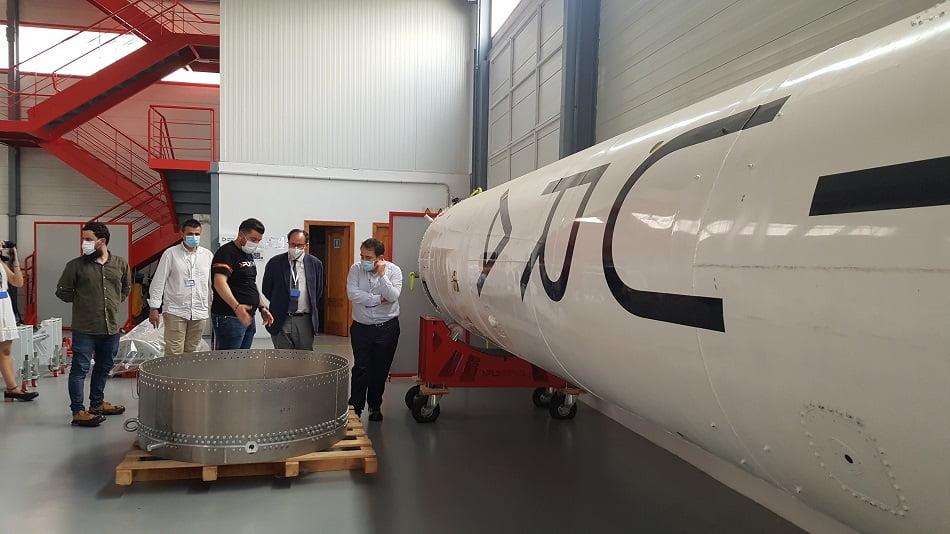 Imagen destacada PLD Space cierra una inversión de siete millones de euros