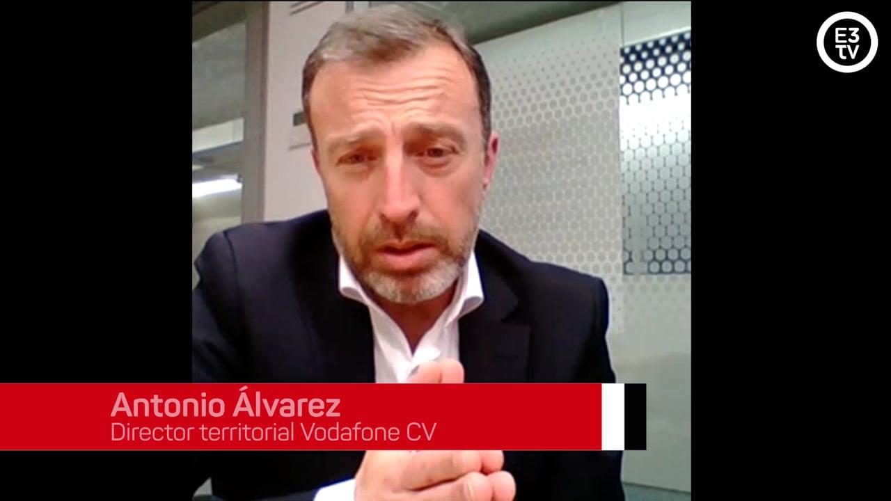 """A. Á. (Vodafone): """"Las empresas que utilizan 5G guiarán el camino de la tecnología"""""""
