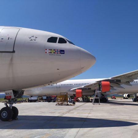 sector aéreo