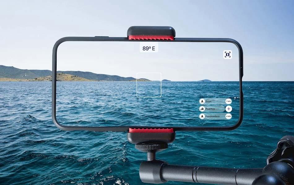 Imagen destacada La app que identifica la costa con el móvil conquista Mediterráneo y Caribe